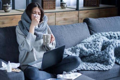 為什麼流感在冬天較容易傳播