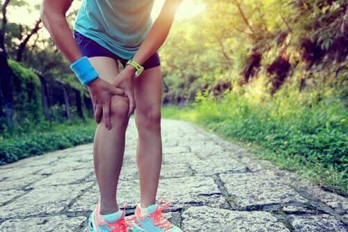 治療跑步膝的家庭療法