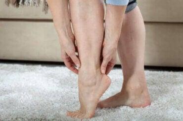 瞭解更多關於雙腿沈重感的知識