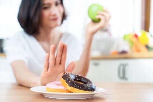 在飲食中加入甜點的重要性