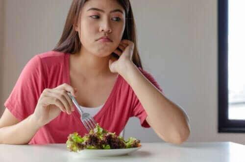 維生素缺乏可能導致的疾病