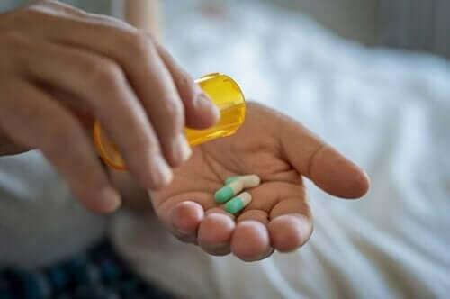 服用抗生素