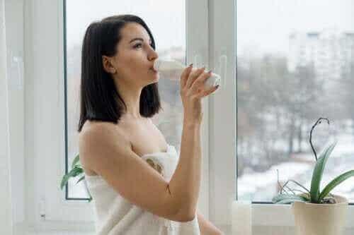 腹瀉時可以吃優格嗎?