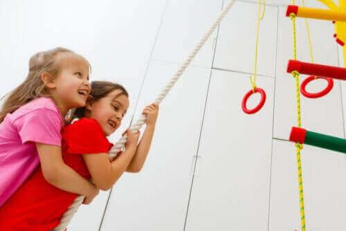 適合兒童的混合健身訓練:發現好處