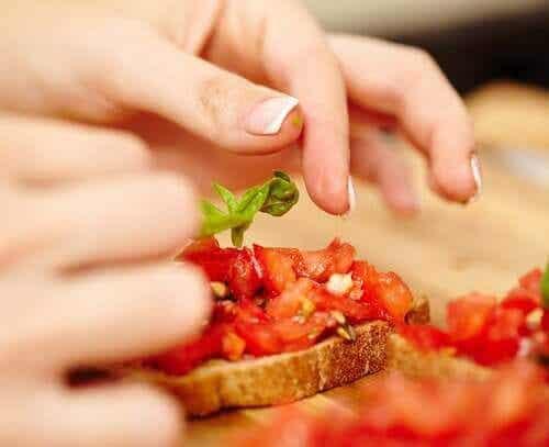 試試這些簡單的素食點心吧