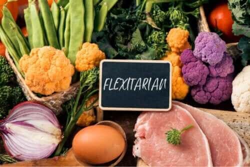 發現彈性素食飲食的好處